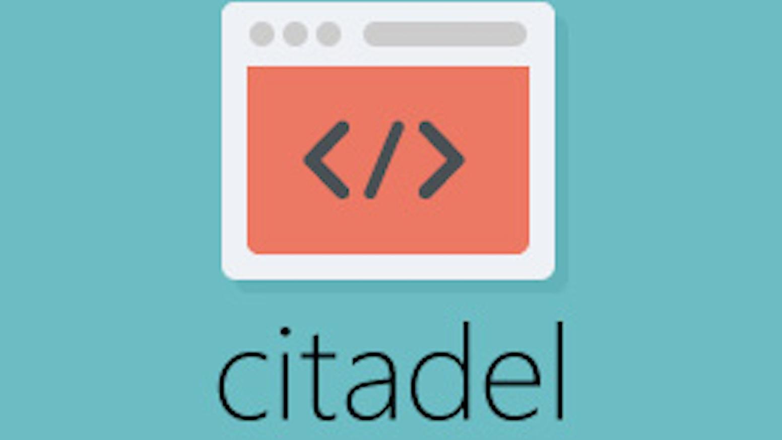 citadel edit any website and save it by noah kickstarter