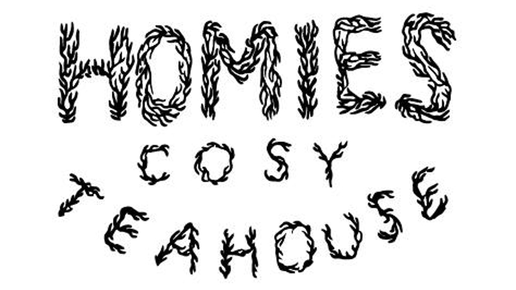 Homies Cosy Teahouse by Naomi Smith — Kickstarter