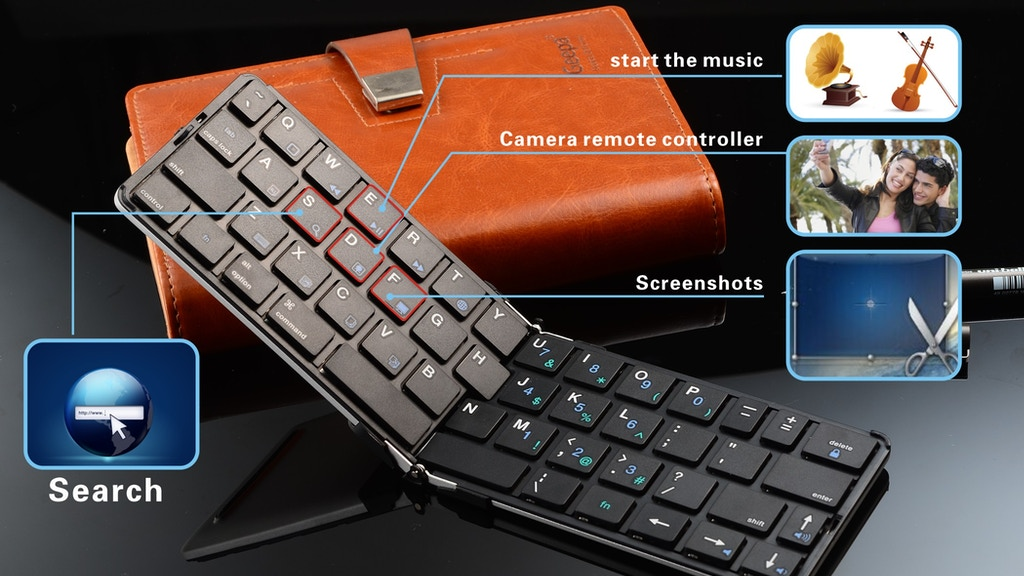 Flyshark:To Redefine The Wireless Keyboard project video thumbnail