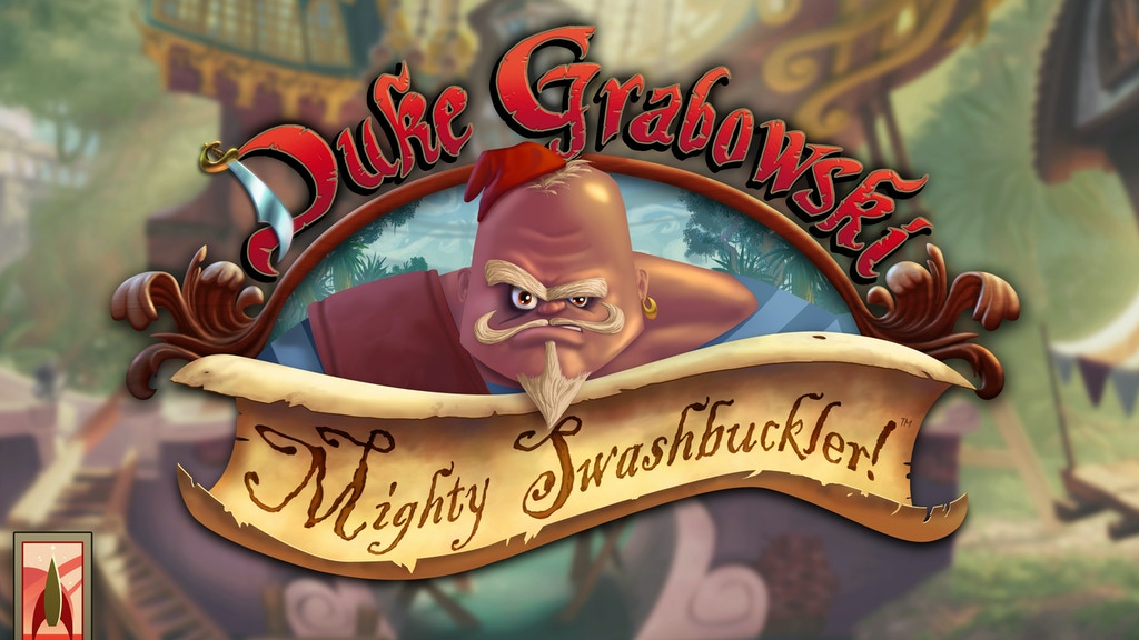 Duke Grabowski, Mighty Swashbuckler! Point-and-click fun! project video thumbnail