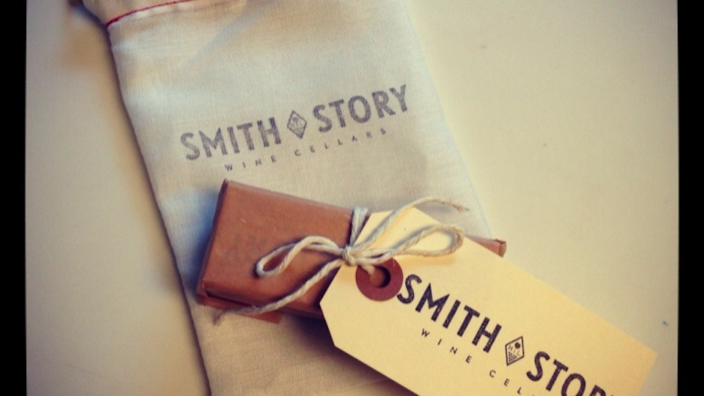 Smith Story Wine Cellars project video thumbnail