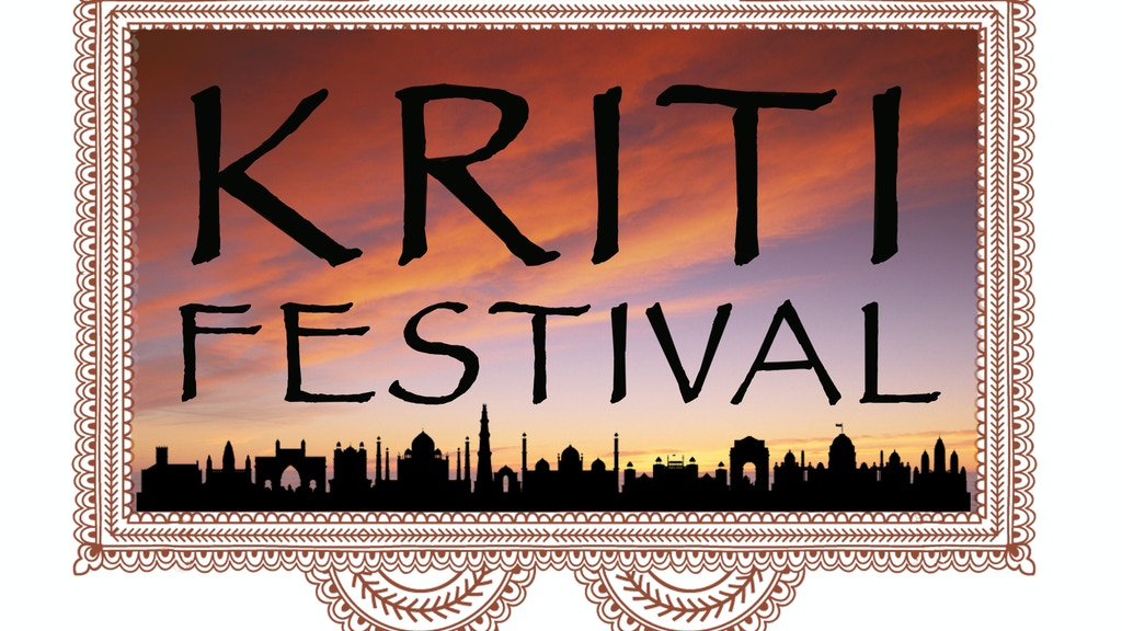 Kriti Festival of South Asian Arts and Literature project video thumbnail