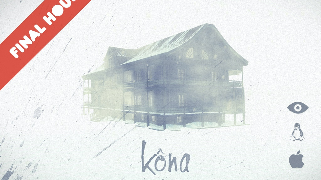 Kôna - A Survival Adventure Game project video thumbnail