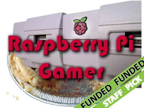 raspberry pi gamer console by greggggg kickstarter. Black Bedroom Furniture Sets. Home Design Ideas