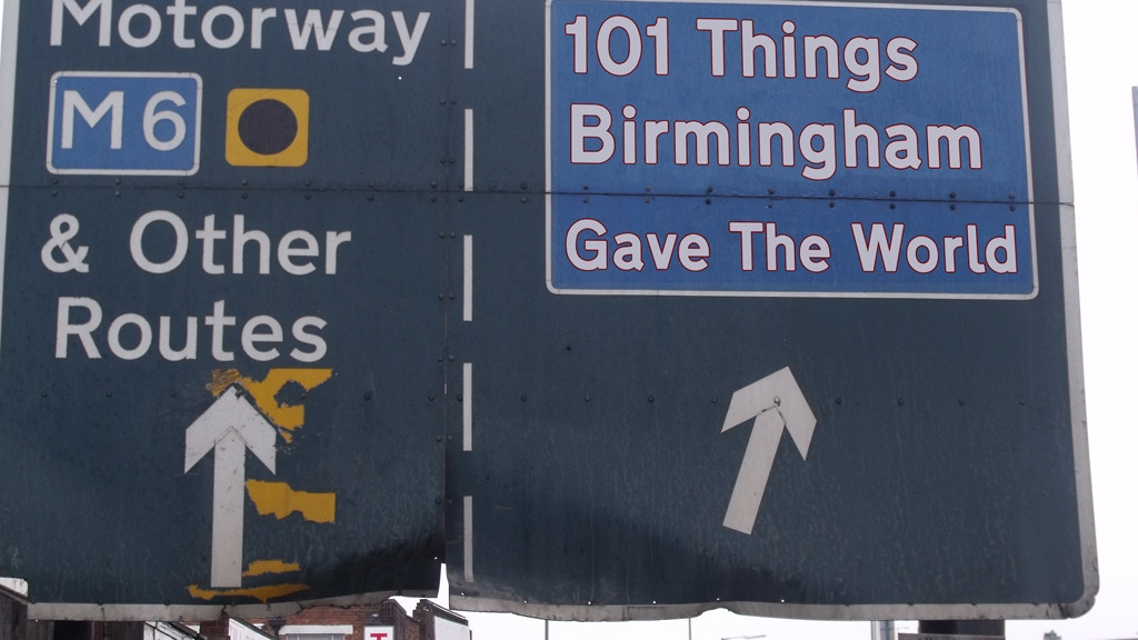 101 Things Birmingham Gave the World: The Book project video thumbnail