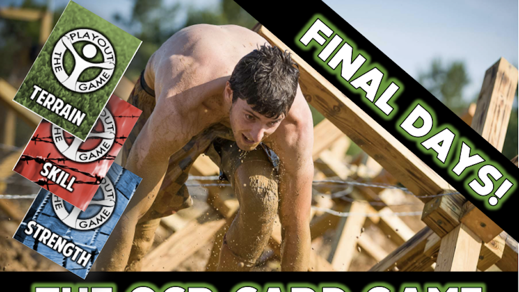 Playout: The Obstacle Course Race Fitness Training Card Game project video thumbnail