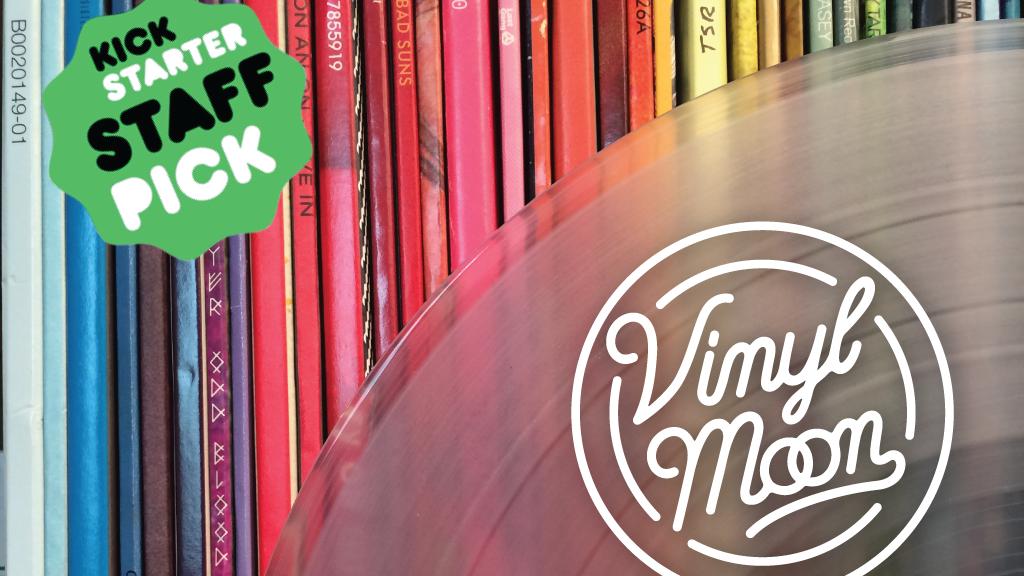 VINYL MOON: The Mixtape Vinyl Club project video thumbnail