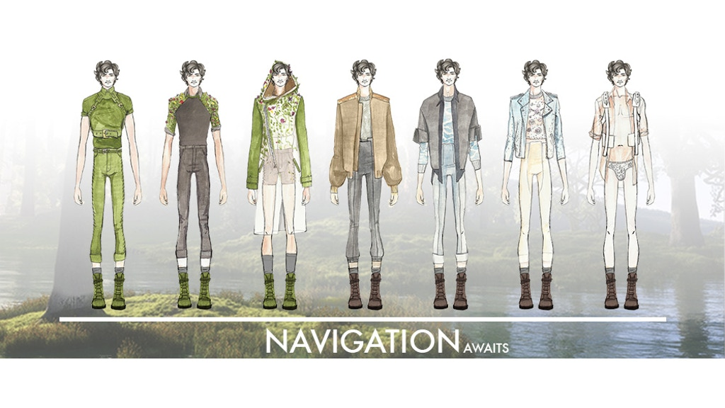 Navigation :: BFA Thesis Collection project video thumbnail