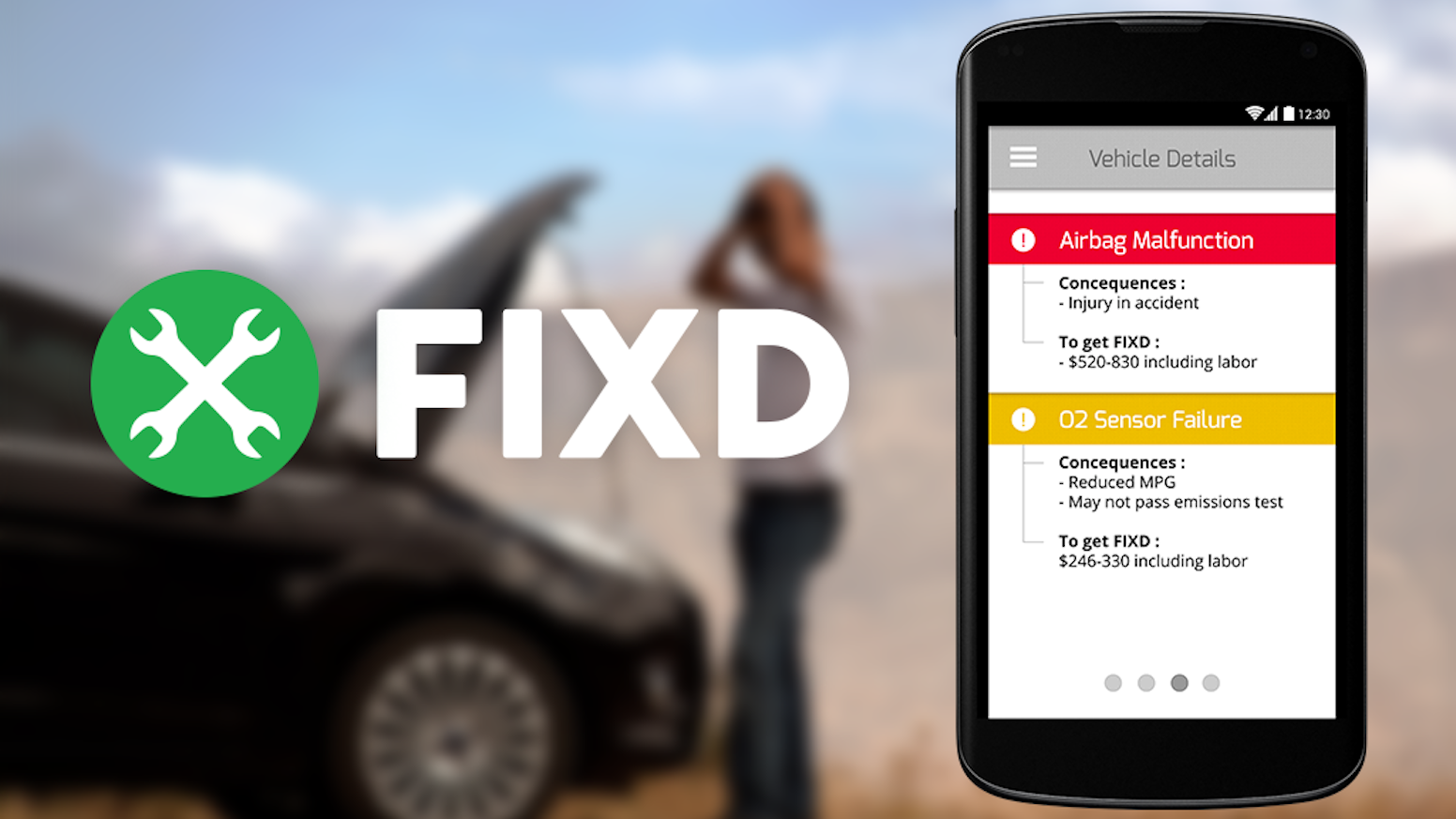 FIXD Your Car Is Talking To You Are You Listening By FIXD - Car signs on dashboardrobert jacek google