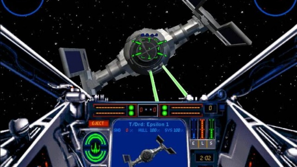Project image for X-Wing vs. TIE Fighter 2015 (Canceled)