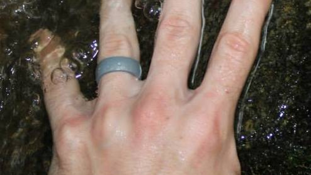 Rhino Ring - A wedding band to keep you active and committed project video thumbnail