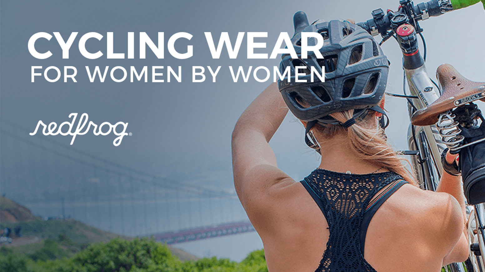 We create functional, stylish cycling apparel so you can feel confident and comfortable on and off your bicycle.