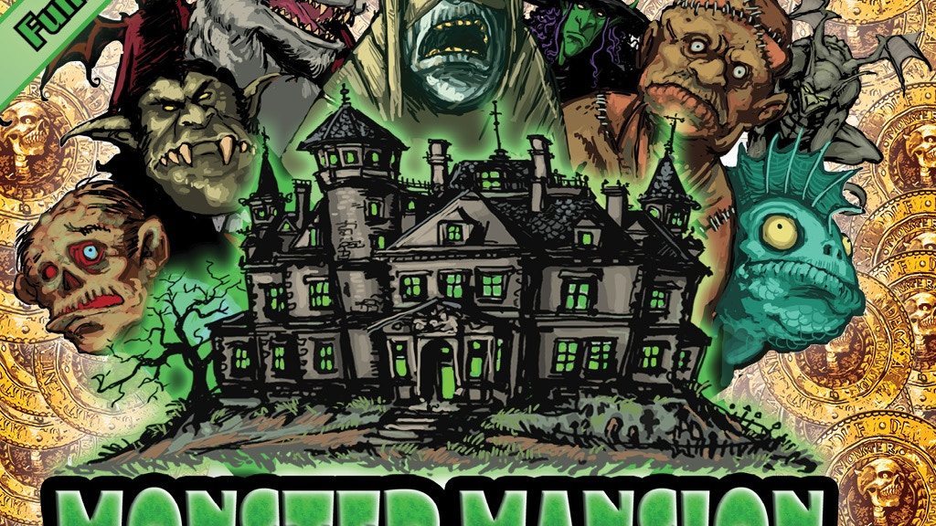 Monster Mansion project video thumbnail