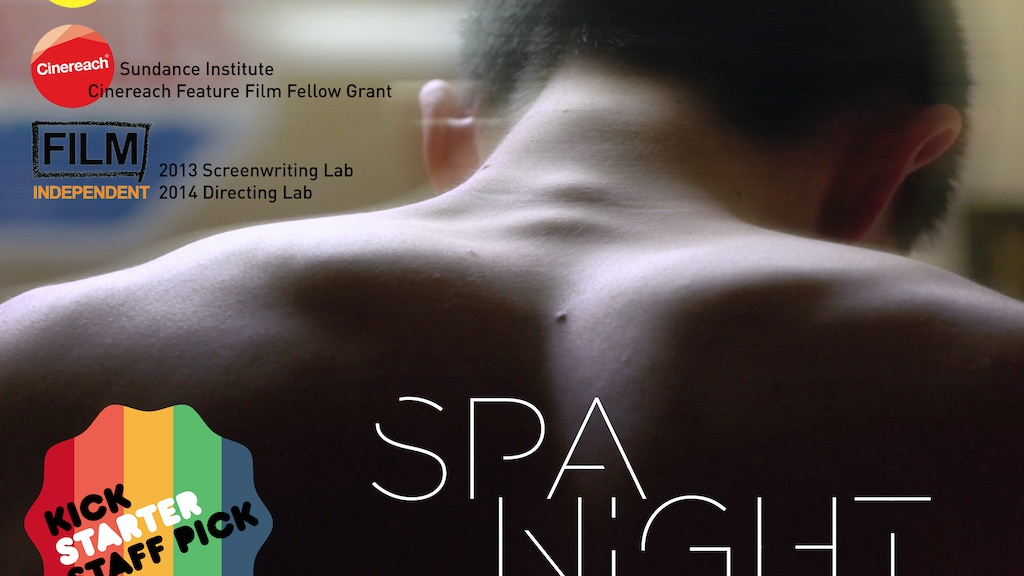 Spa Night - A Korean-American Film about Coming Out project video thumbnail