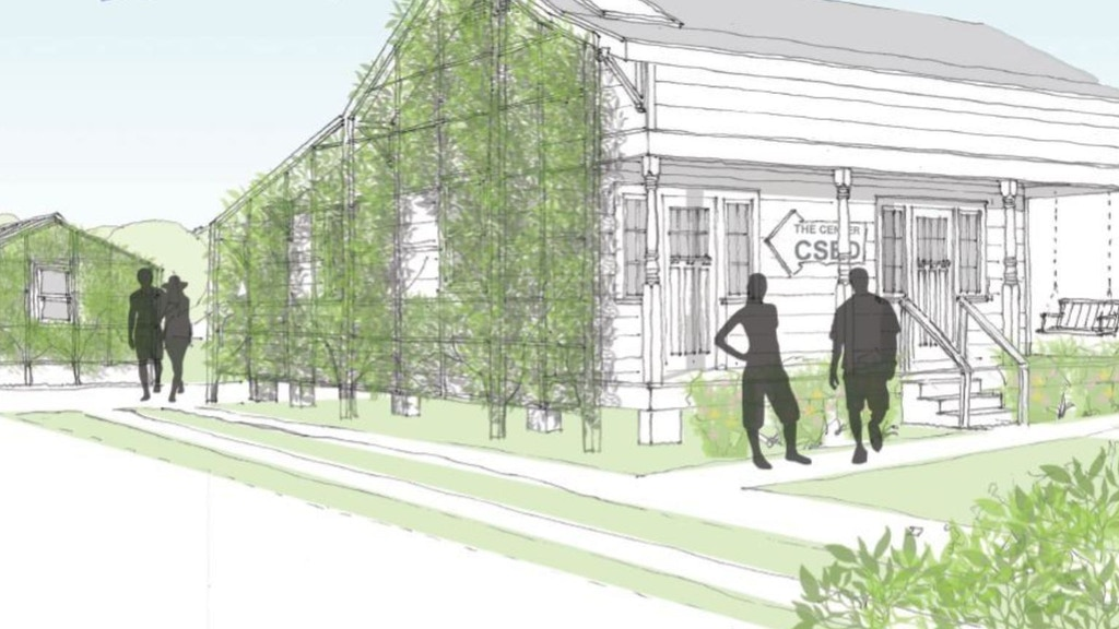 The Center: A Sustainable Historic House project video thumbnail