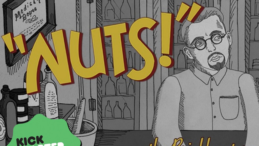NUTS! The Story of the Goat Testicle Impotence Cure & More! project video thumbnail