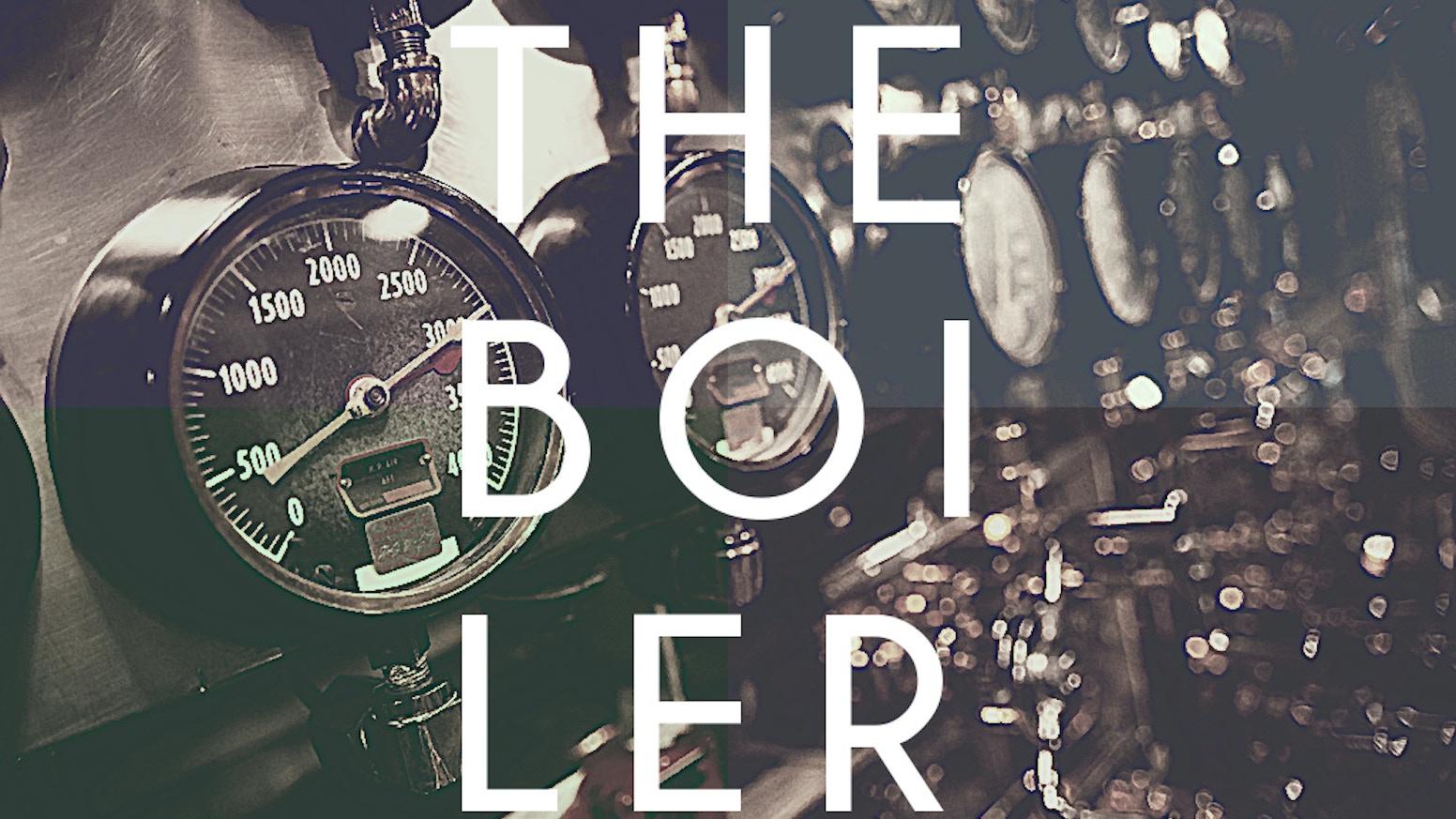 The Boiler Journal Biennial by Sebastian H Paramo » Last