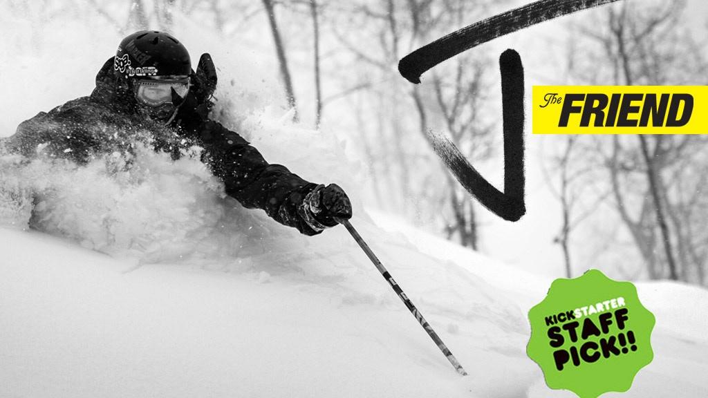 The Friend - New award winning powder ski by J skis project video thumbnail