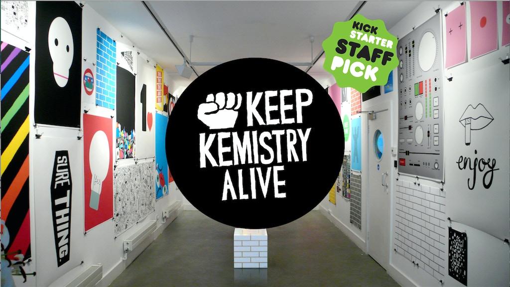 Keep Kemistry Alive! project video thumbnail