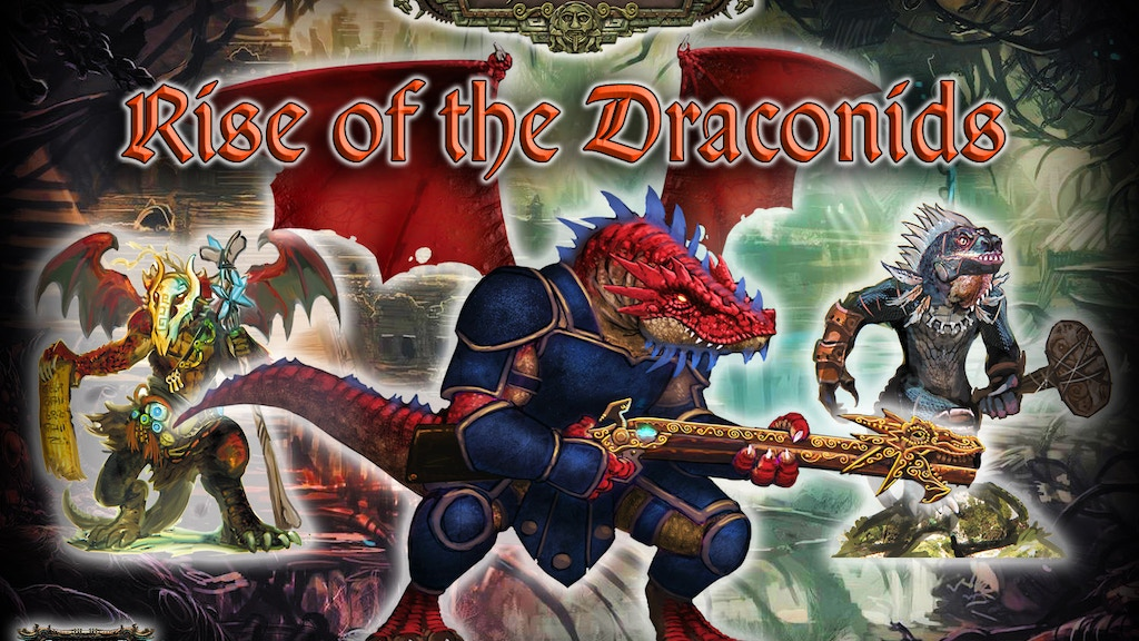 Rise of the Draconids project video thumbnail