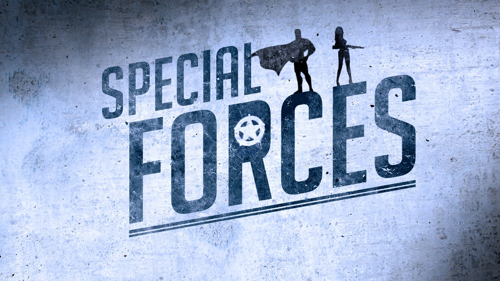 SPECIAL FORCES The Series project video thumbnail