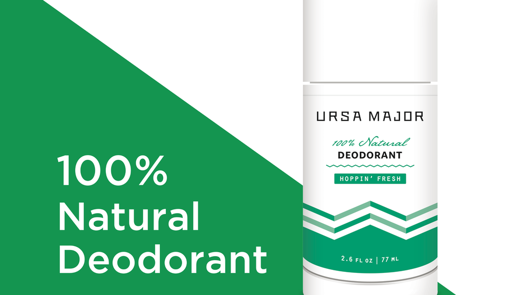 Hoppin' Fresh: All-Natural Deodorant That Really Works project video thumbnail