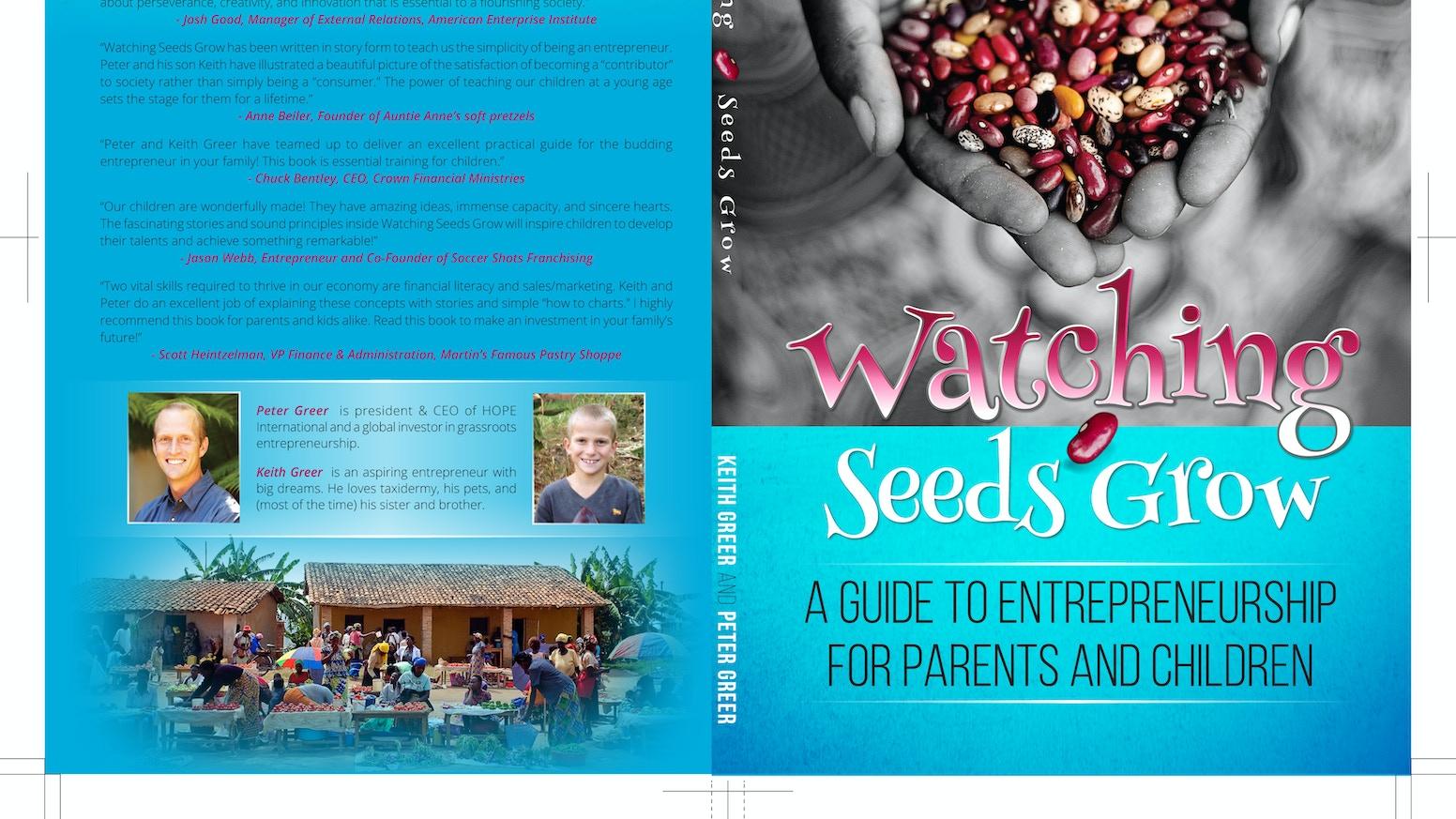Watching Seeds Grow by Peter Greer — Kickstarter