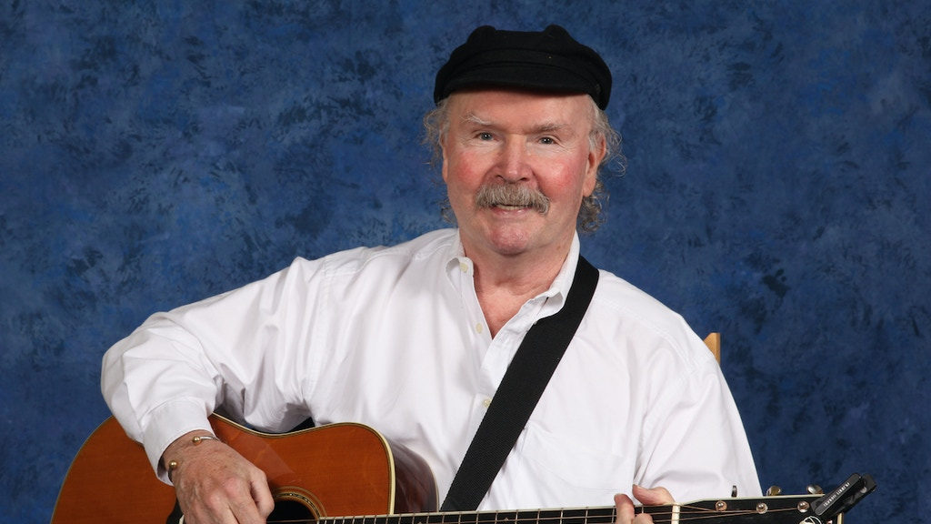 Tom Paxton's New Recording-Redemption Road project video thumbnail