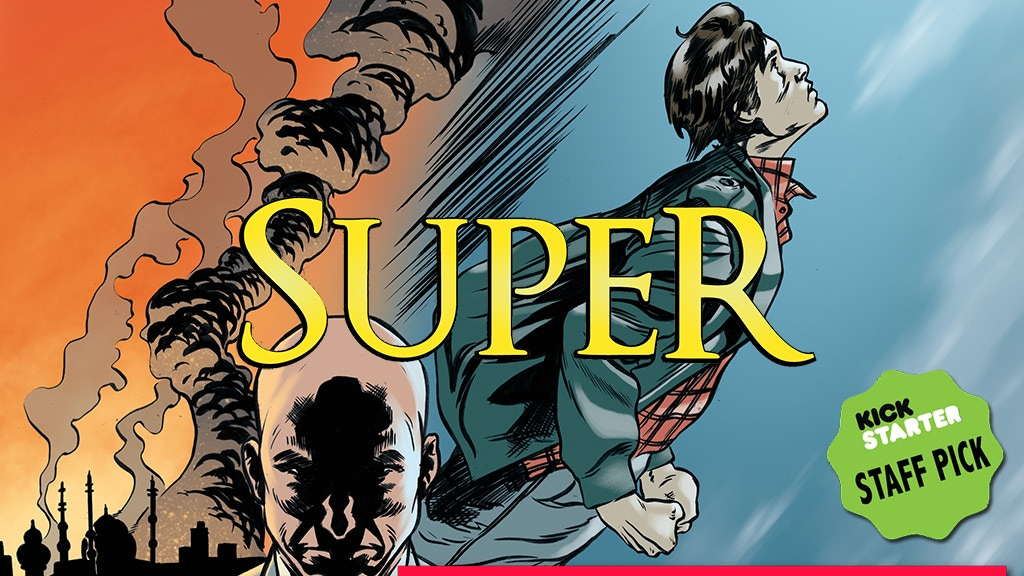 Super: Issue 2 project video thumbnail