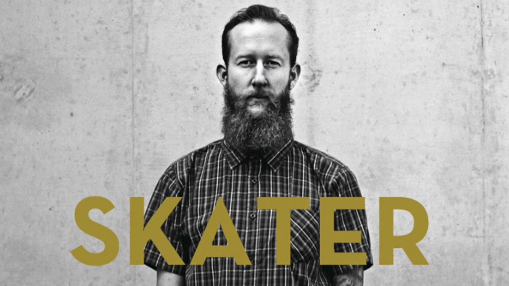Skater : A photography art book project video thumbnail