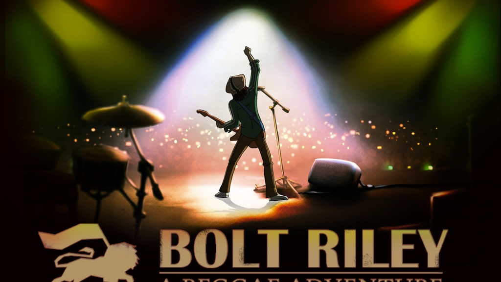 Bolt Riley - A Reggae Adventure Game, Chapter 1. project video thumbnail