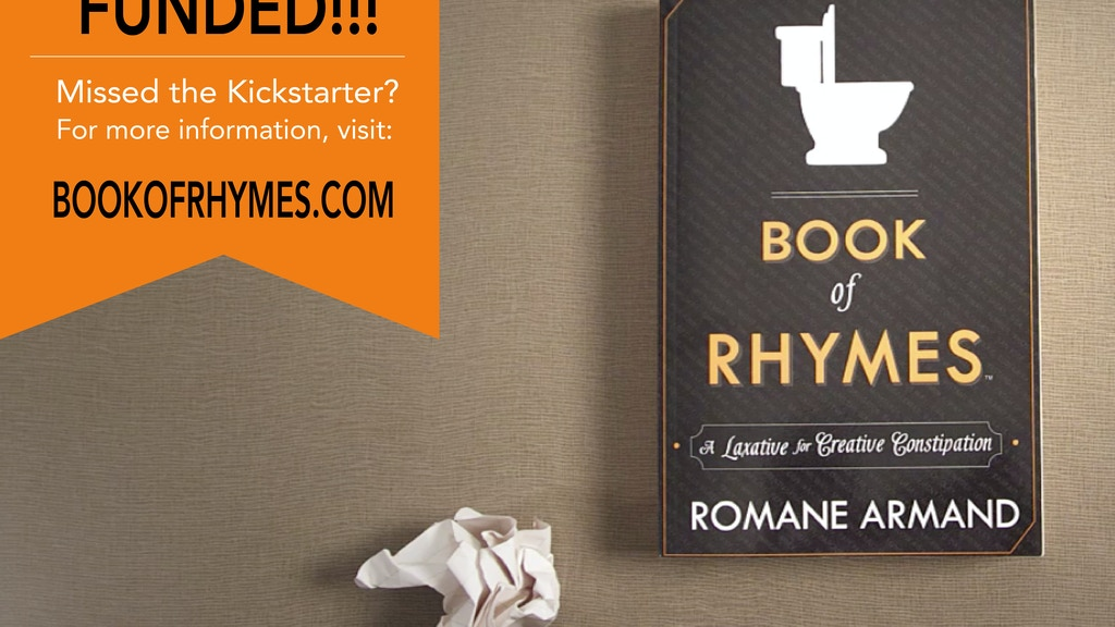 Book of Rhymes project video thumbnail