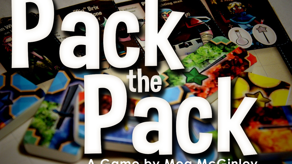 Pack the Pack (relaunch) project video thumbnail