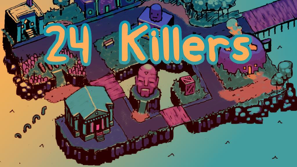 24 Killers project video thumbnail