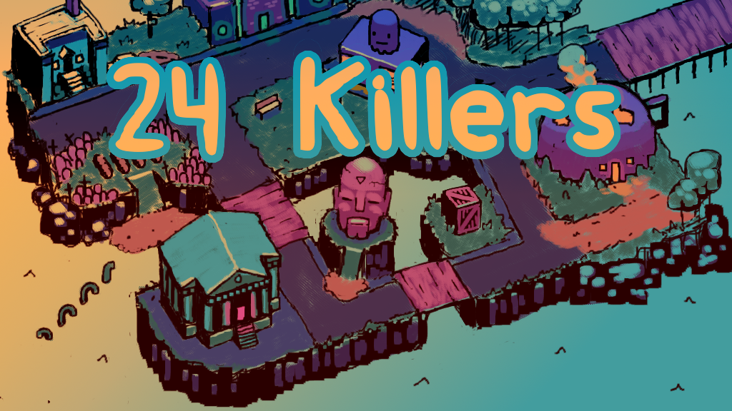 24 Killers project video thumbnail