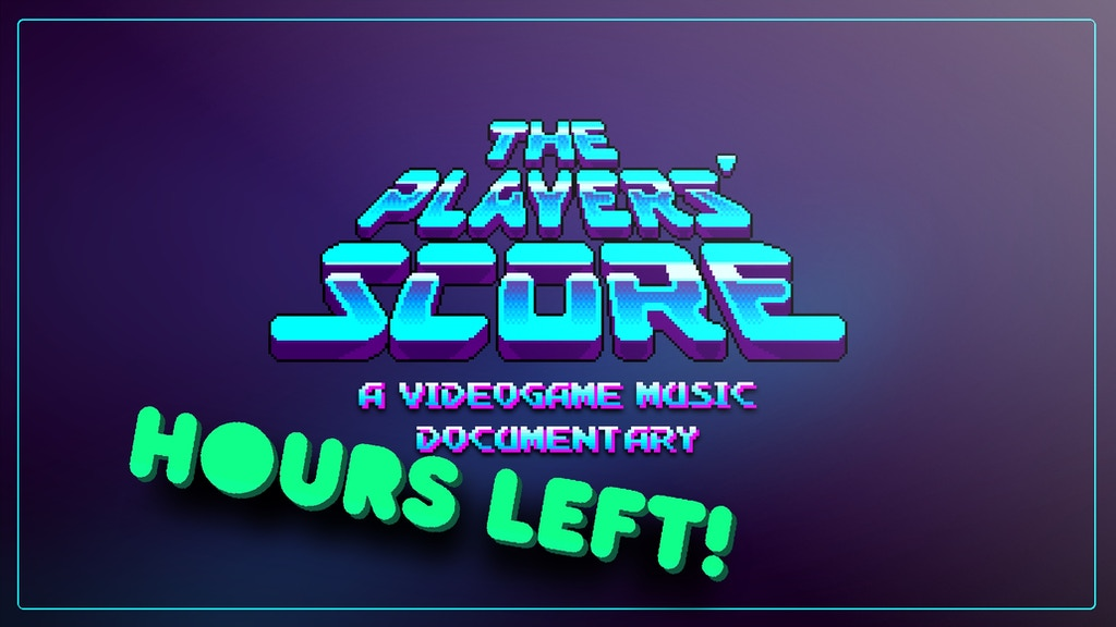 The Players' Score - A Video Game Music Documentary project video thumbnail