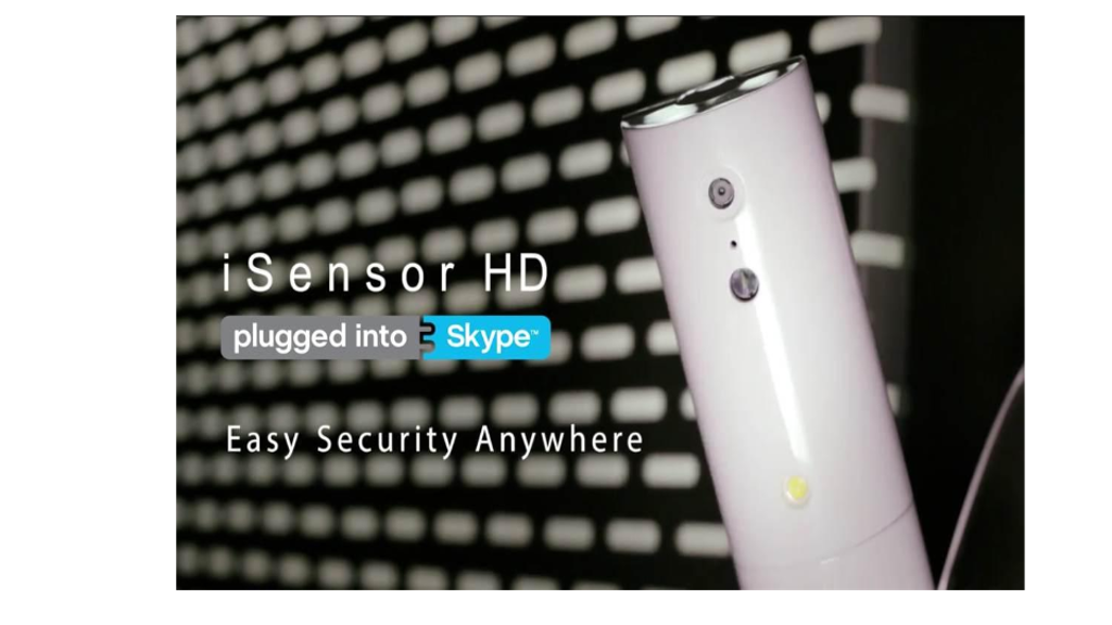 iSensor HD: The World's Most Trusted Home Security Camera project video thumbnail