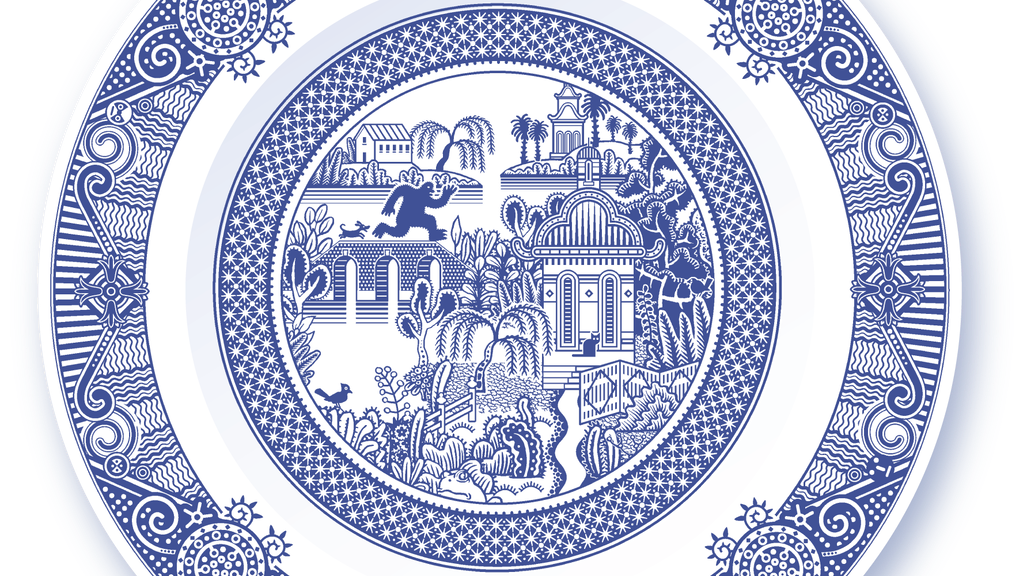 Calamityware dinner plate 10 project video thumbnail