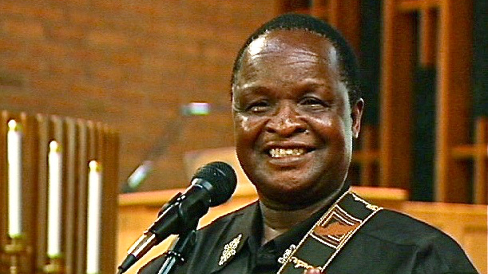 Machanic Manyeruke: Zimbabwe's Gospel Music Legend by James