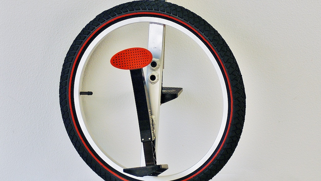 Lunicycle: The Unicycle for Everyone project video thumbnail