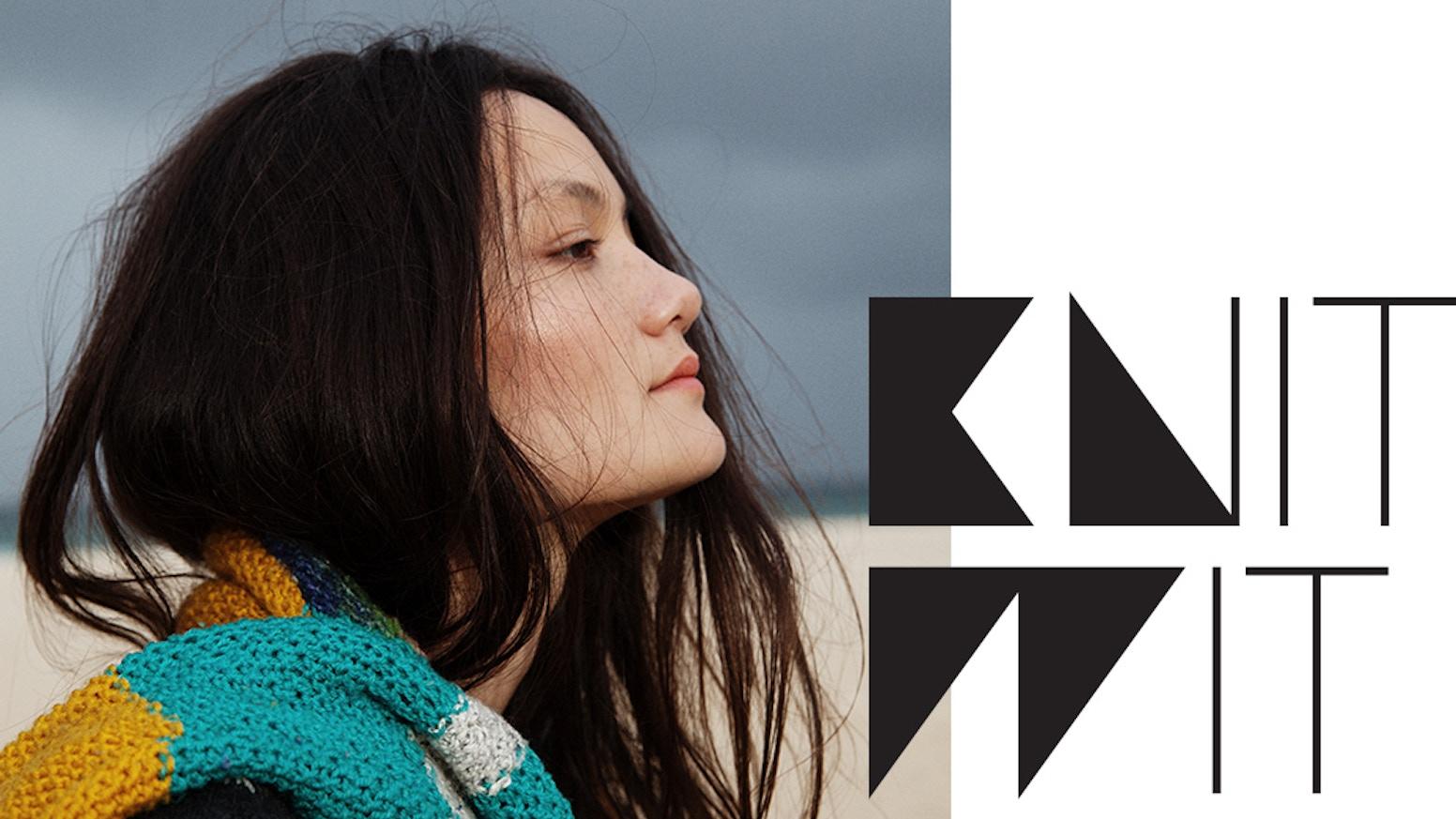 Knit Wit Magazine by Zinzi Edmundson & Gigi Jack — Kickstarter