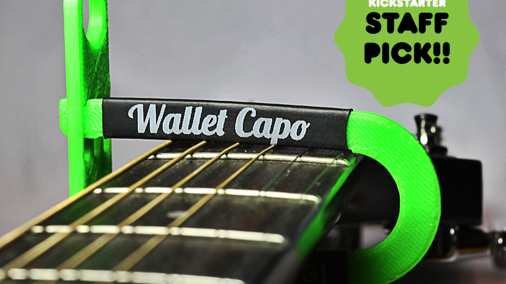 The (Beta) Wallet Capo project video thumbnail