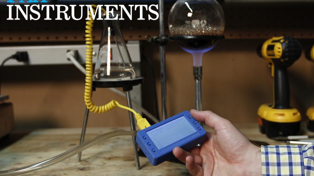Pax Instruments T400 Temperature Datalogger project video thumbnail
