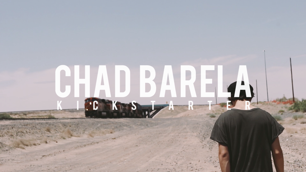 Chad Barela's New EP project video thumbnail