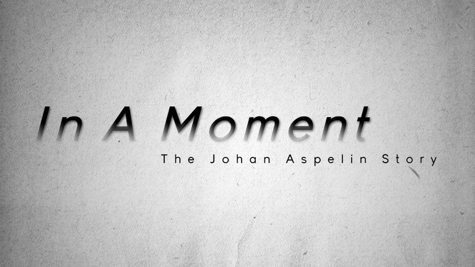IN A MOMENT is a documentary film about a family's commitment to survival after the tragic loss of their infant son.