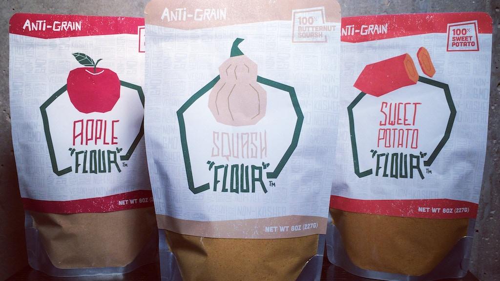 Anti-Grain Flour: Vibrant Flours for Vibrant Kitchens project video thumbnail