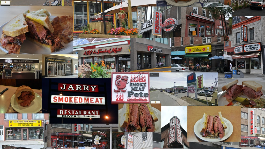 Project image for Montreal Smoked Meat: The Film
