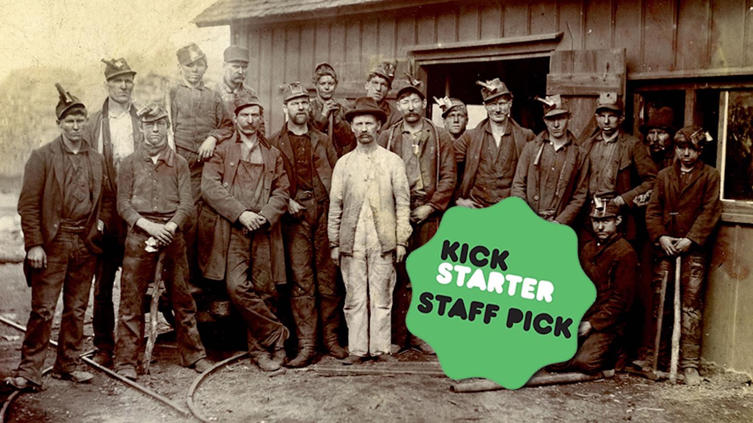 A 1900s coal mining folktale inspired by filmmaker Jesse Kreitzer's maternal ancestors.