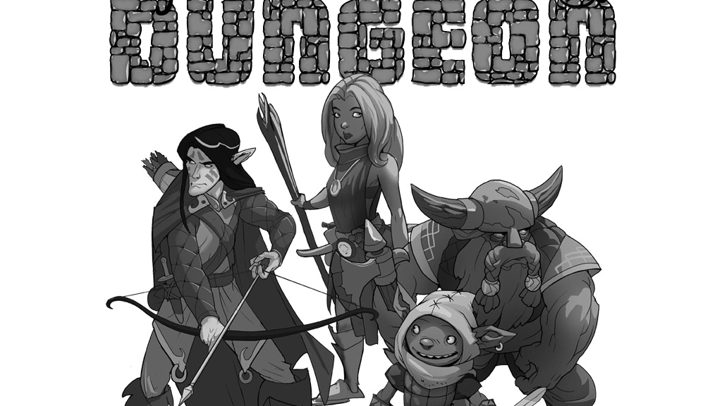 Tiny Dungeon: A Minimalist Tabletop RPG by Smoking