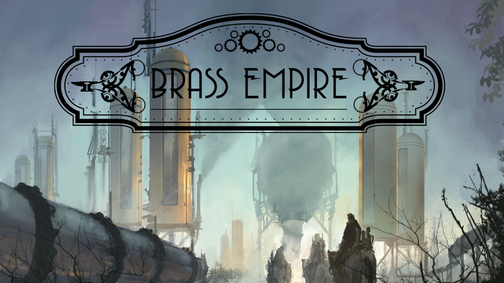 Brass Empire: A Steampunk Deckbuilding Card Game project video thumbnail